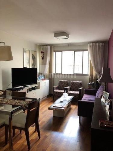 Imagem 1 de 15 de Apartamento 3 Dorms, Higienópolis - São Paulo/sp - Pc97205
