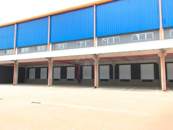 Galpão Para Locação Em Condomínio, Vila Nova Bonsucesso, Guarulhos. Modúlos De 2.839 À 23.822 Metros. - 10032gti
