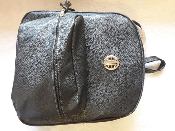Backpack Dama Mochila Moda Juvenil