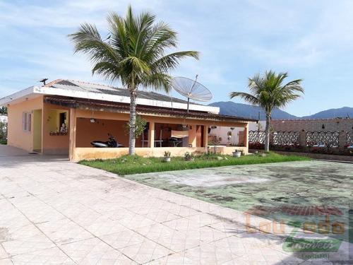 Casa Para Venda Em Peruíbe, Caraguava, 3 Dormitórios, 1 Banheiro, 10 Vagas - 1534_2-673206