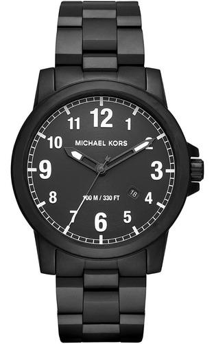 Michael Kors Paxton Mk8532 Impecavel Prova Dagua 100m