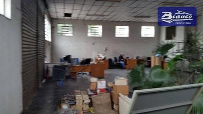 Galpão Comercial Para Venda E Locação, Macedo, Guarulhos. - Ga0031