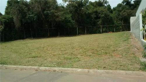 Terreno  Residencial À Venda Em Condominio Itatiba. - Te0962