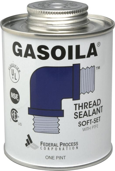 Gasoila Sellador En Teflon Soft-set