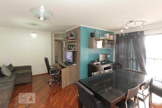 Apartamento No 5º Andar Mobiliado Com 3 Dormitórios E 2 Garagens - Id: 892871778 - 171778