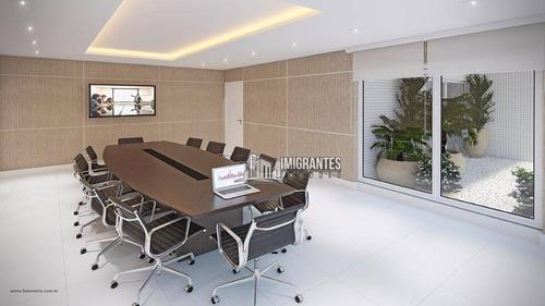 Imagem 1 de 22 de Valorização Garantida! Salas Com 39 M² . Oportunidade De Investimento No Meridian Prime Offices - Sa0004