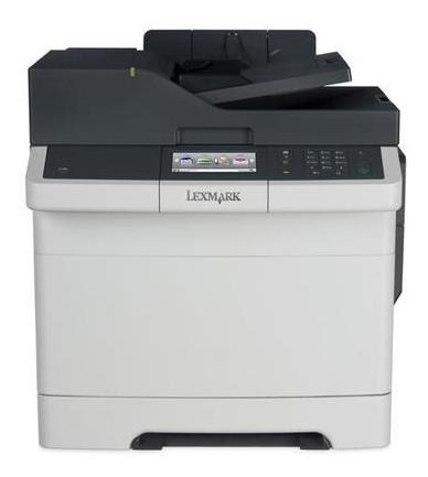 Multifuncional Laser Color Lexmark Cx417de Seminova