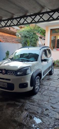 Fiat Uno 2015 1.4 Way Flex 5p