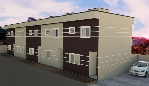 Casa Em Condomínio Para Venda - Botujuru , Mogi Das Cruzes - 69m², 1 Vaga - 2504
