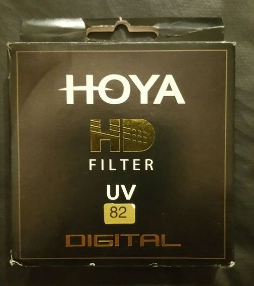 Filtro Hoya Hd Uv 82