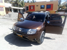 Duster Dinamic Motor 2.0 2013 Color Bronce Cayu 5 Puertas