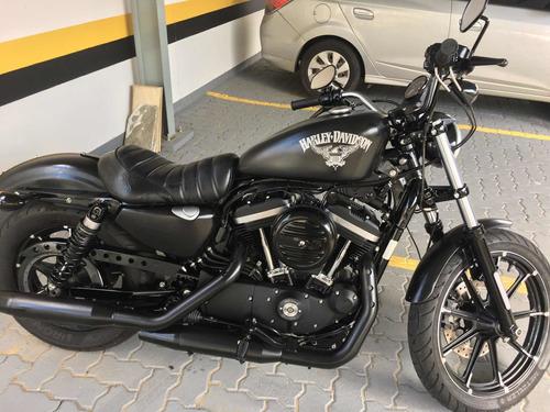 Imagem 1 de 10 de Harley Iron 883