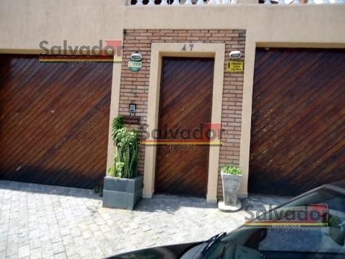 Casa Sobrado Para Venda, 4 Dormitório(s) - 2203