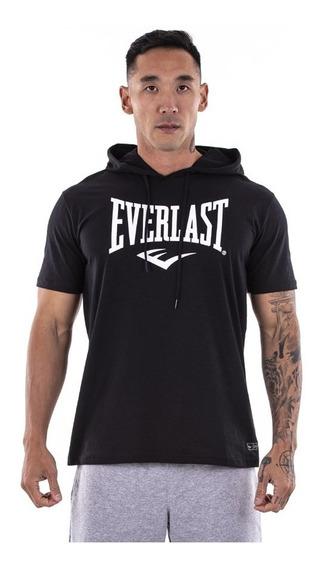 Camiseta Com Capuz Everlast Básica