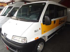 Peugeot Boxer Minibus 2.3 Escolar 20 Lugares