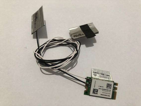 Placa Wireless + Antena Notebook Acer Aspire A515 51-51ux Original Cod.820