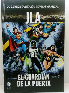 Dc Comic Novelas Graficas Nº 89 Jla El Guardian De La Puerta