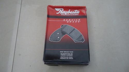 Pastilla De Freno Delanteras Ford Fusion Raybestos Sgd1164c