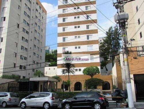 Apartamento À Venda, 83 M² Por R$ 470.000,00 - Vila Gumercindo - São Paulo/sp - Ap4842