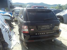 Sucata Range Rover Sport Se 3.0 2011
