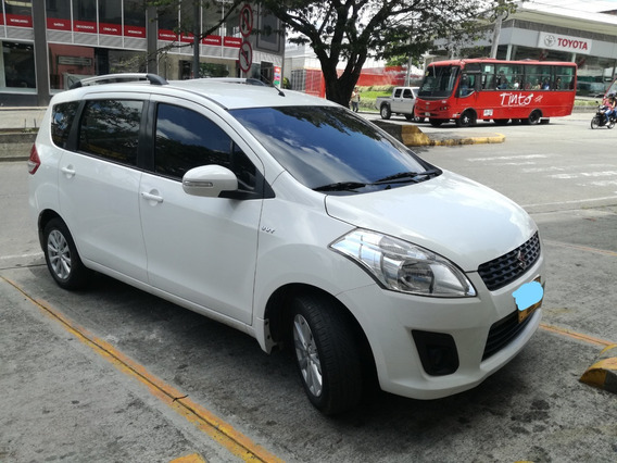 Suzuki Ertiga 7 Puestos