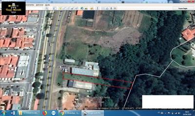 Terreno Comercial E Industrial À Venda, No Jardim Esplanada Em Boituva, 100% Documentado - Te00086 - 33899814