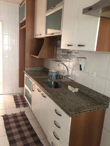 Excelente Apartamento No Coração De São Caetano Do Sul - Ap8396