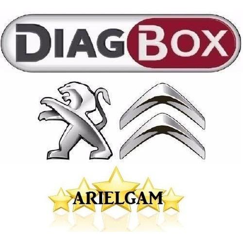 Imagen 1 de 2 de Actualizacion Diagbox V8.18 + Actualizacion Firmware Lexia 3