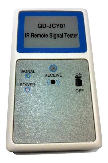 Testador De Controles Remotos (profissional) Teste Controle