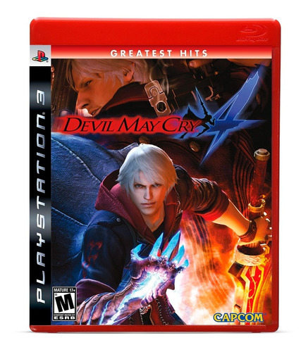 Devil May Cry 4 Greatest Hits Lacrado Ps3