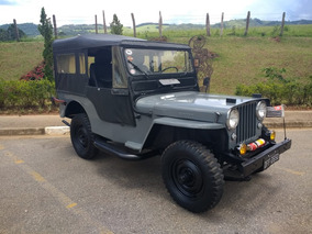 Jeep Wrangler Willys Overland