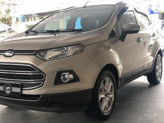 Ford Ecosport Titanium 1.6 16v