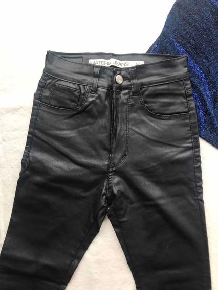 Pantalón Engomado Talle S (24 Ó 25) Materia