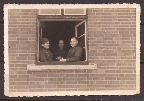 Imagen 1 de 1 de 2º Guerra Alemania Foto De Soldados Alemanes - 497