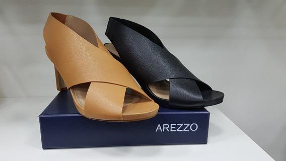 Sandália Floater Parafina- Rezzo - Sandal Boot Couro Tiras