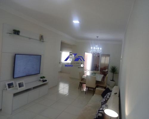Casa A Venda Em Araçatuba Com 2 Dorms E 3 Vagas - Ca00707 - 69030045