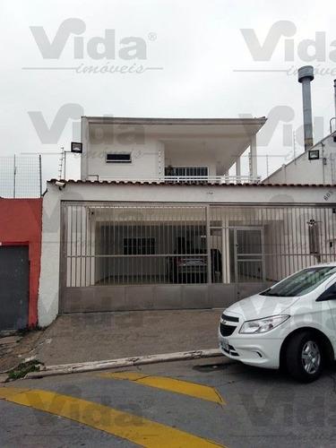 Casa Sobrado Para Venda, 4 Dormitório(s), 376.0m² - 36185