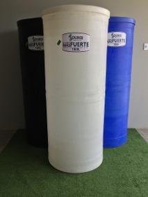 Tanque De Agua Cilindrico Apartamento 1000 Litros 120usa