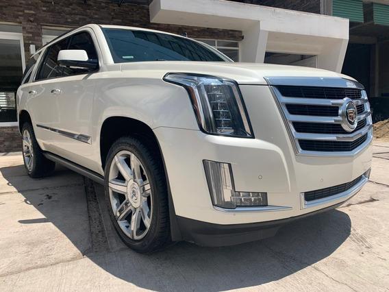 Cadillac Escalade 6.2 Paq Premium 4x4 At