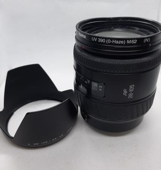 Minolta Af Zoom 28-105mm F/3.5-4.5