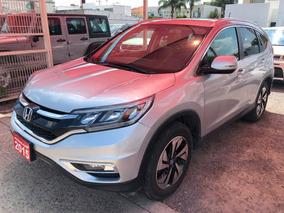 Honda Cr-v 2.4l Exl Navi 2015 Credito Recibo Auto Financiami