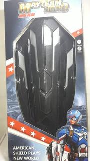 Escudo Capitan America C/luz ,sonido Envio Gratis Todo Pais
