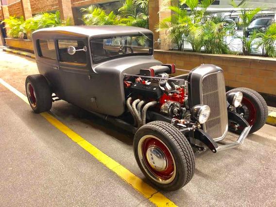 Ford Tudor 1930 Lata - V8