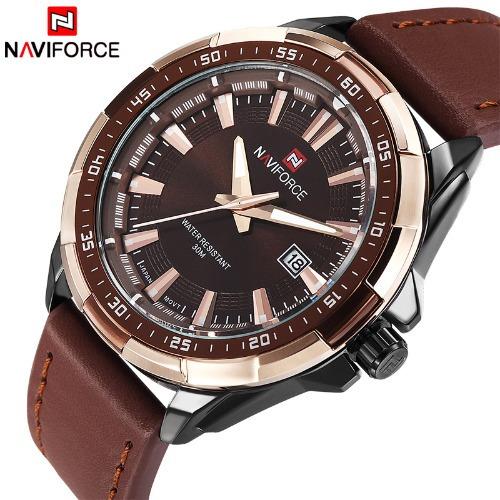 Relógio Analógico Naviforce Nf9056b Ce