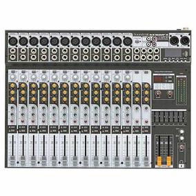 Mesa De Som Soundcraft Sx1602 Fx Usb