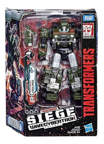 Transformers Siege War Cybertron Trilogy - Hound - Hasbro