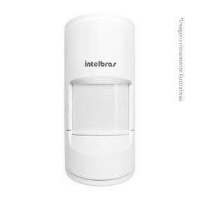 Sensor Infravermelho Intelbras Sem Fio Ivp 4101 Pet Smart