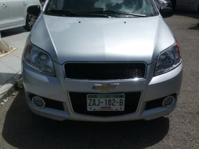 Chevrolet Aveo 1.6 Ltz At Mid 21371276