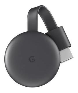 Google Chromecast 3rd Generation Full Hd Carbón Memoria512mb