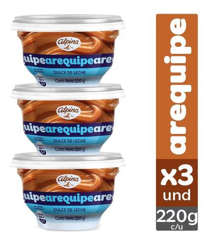 Arequipe Alpina X3 - kg a $6